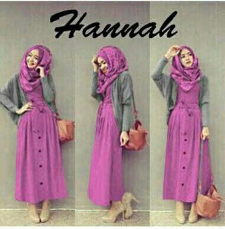 Setelan Fashion Hijab 3 in 1 Terbaru Baju Muslim Modern dan Murah