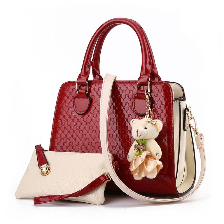 Tas Wanita Cantik Murah Elegan Model Handbag Kerja Terbaru Bagus ... 32a68b00d0