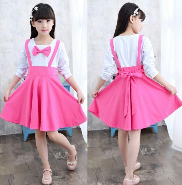 Baju Dress Anak Perempuan Model Terbaru Desain Cantik Lucu