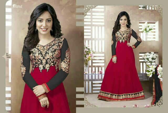 Baju Gaun India Long Dress Lengan Panajng Model Terbaru