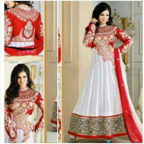 Baju Gaun India Long Dress Panjang Maxi Agatha Model Terbaru