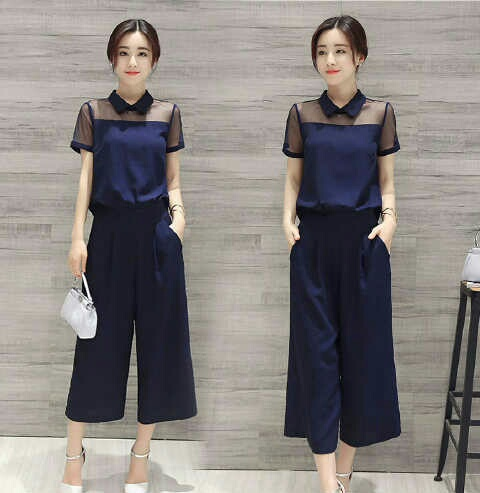 Baju Setelan Celana Kulot Cantik Wanita Dewasa Model Terbaru