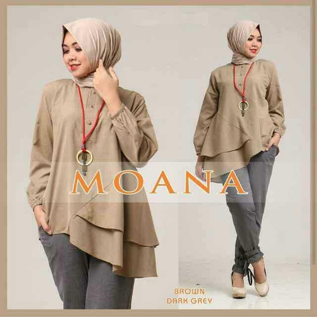 Jilbab Yang Cocok Untuk Baju Warna Coklat Trend Koleksi Gambar