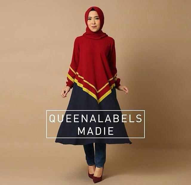 Baju Setelan Fashion Hijab Celana Murah Model Terkini