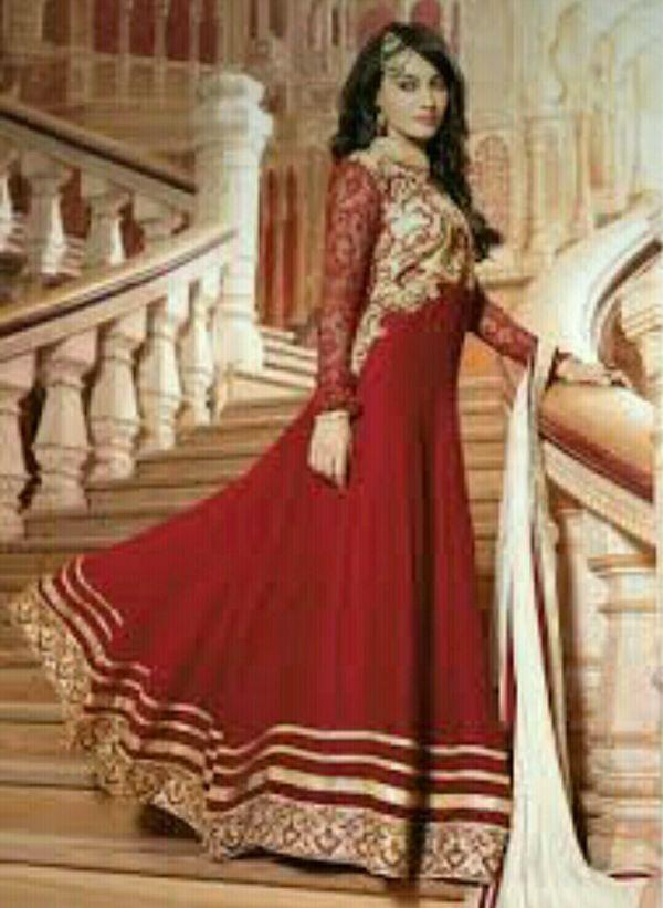 Long Dress Model Baju India Terbaru Cantik dan Modern