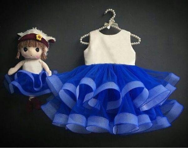 Model Baju Dress Pendek Anak Cewek Cantik Lucu Terbaru