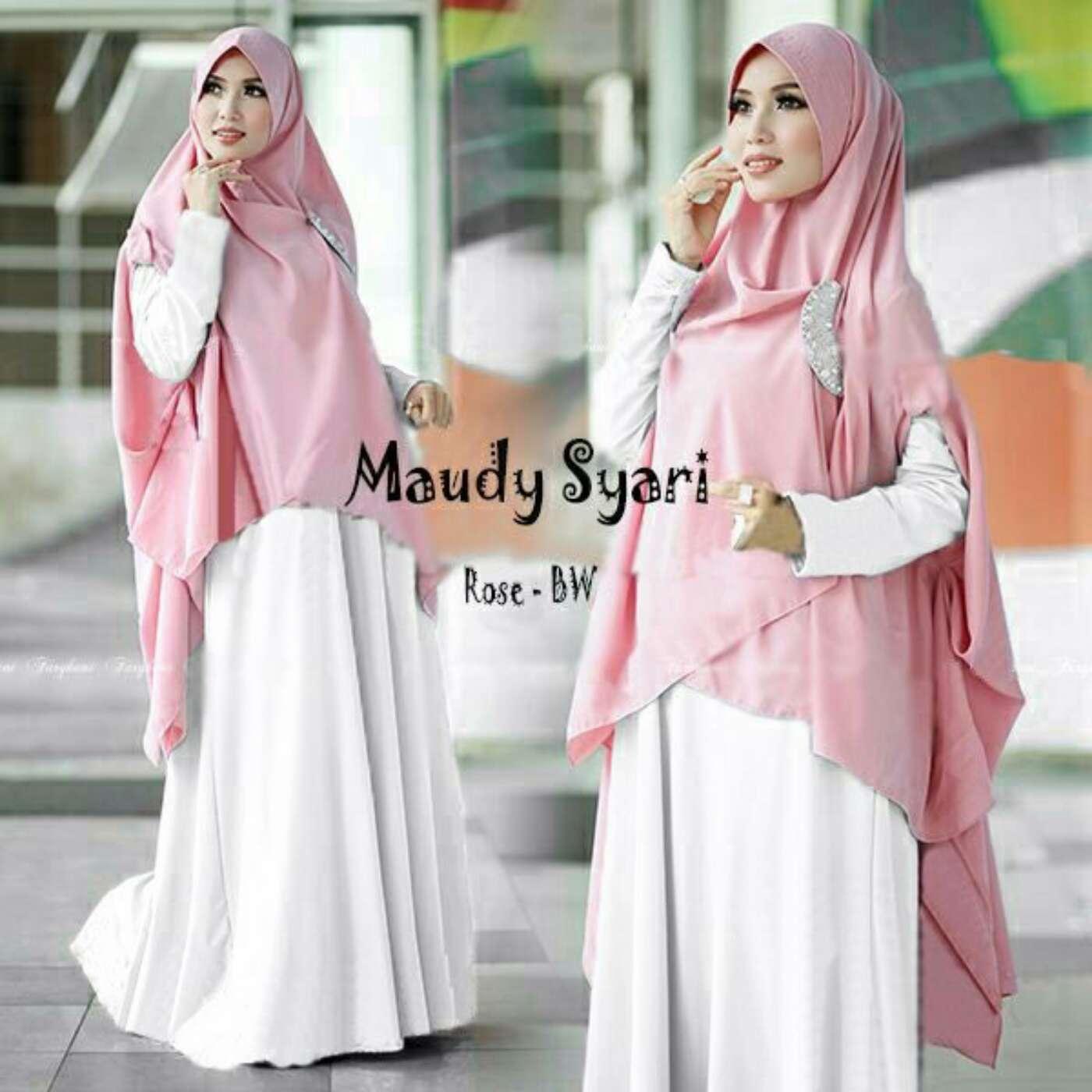 Modelbaju24 Model Baju Muslim Gamis Baju Gamis Wanita