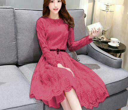 Model Baju Mini Dress Pendek Simple & Cantik Terbaru