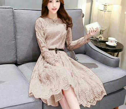 Model Baju Mini Dress Pendek Simple & Cantik Terbaru