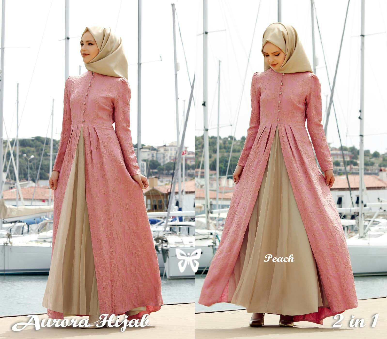 Model Fashion Hijab Fashion Models