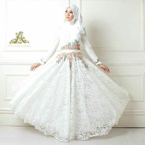 Model Gamis Terbaru Baju Setelan Fashion Hijab Terkini Ryn Fashion