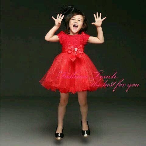 Baju Dress Pendek Anak Perempuan Cantik Lucu dan Murah