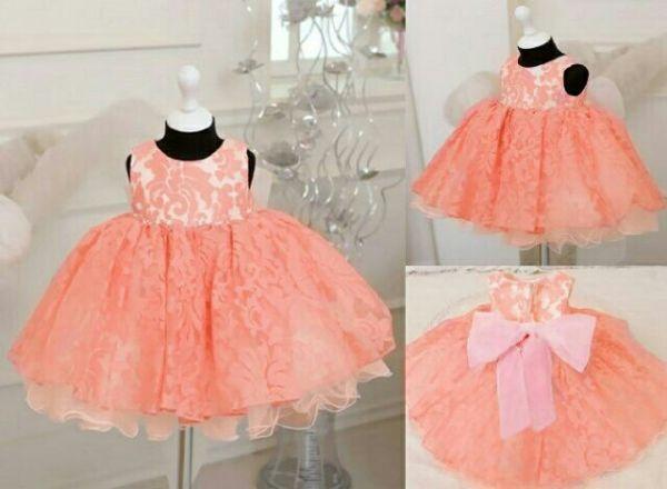 Baju Dress Pesta Anak Perempuan Model Terbaru Cantik Murah
