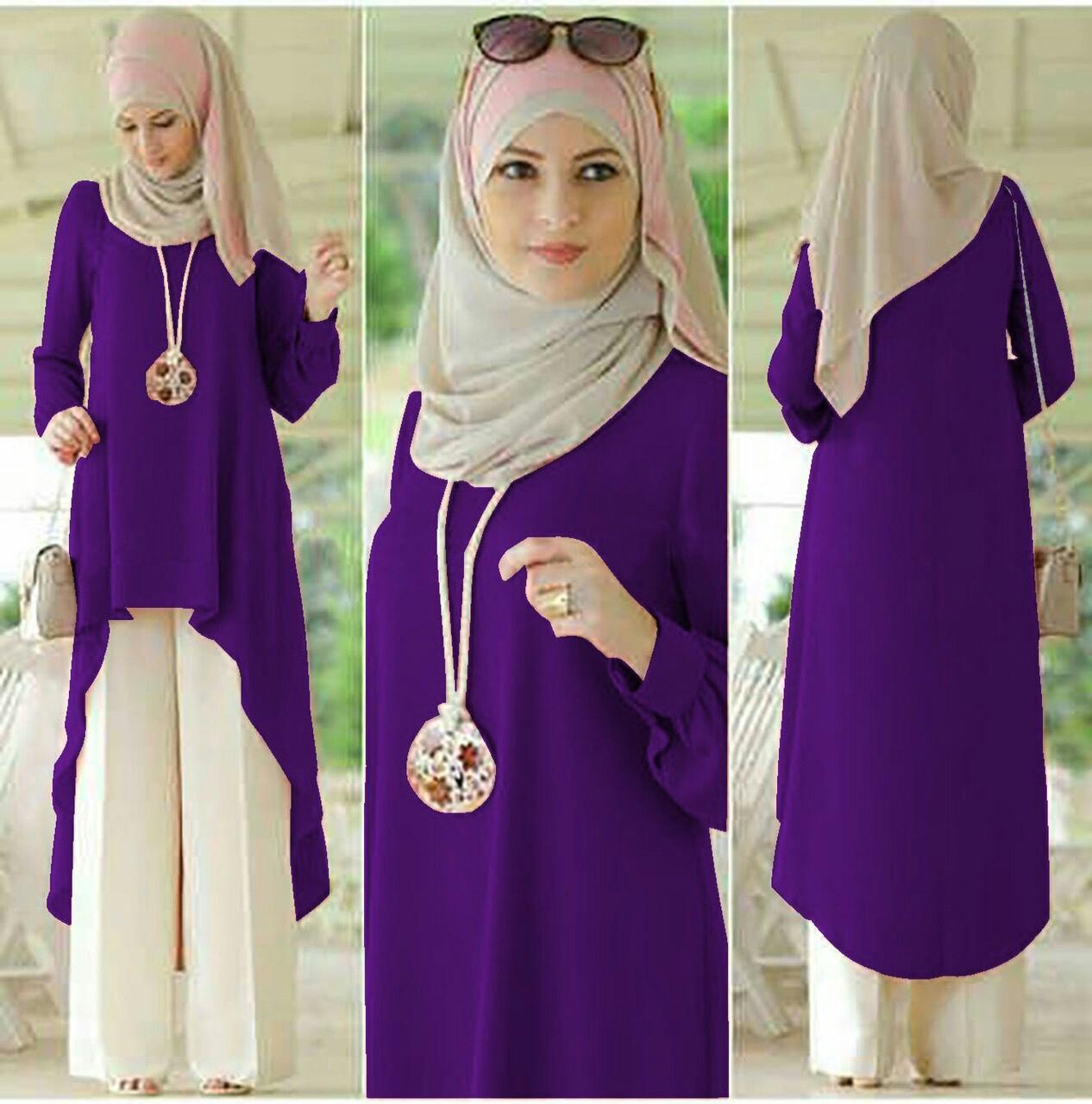 Style Baju Terbaru Model Baju Gamis Remaja Sesuai Acara Bliblinews Com Model Baju Batik Pria