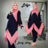 Baju Setelan Celana Hijab Modis Murah Model Terbaru & Modern