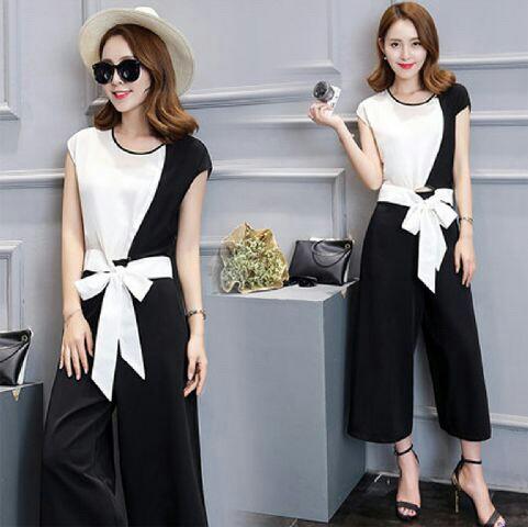 Baju Setelan Celana Kulot Wanita Dewasa Model Terbaru