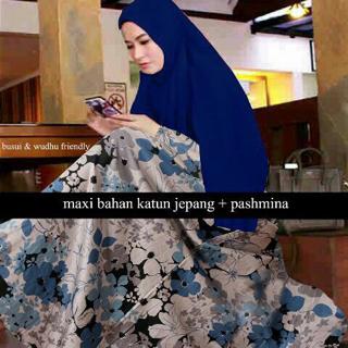 Model Baju Gamis Modern Setelan Hijab Muslimah Wanita Terbaru