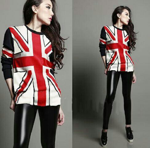 Model Baju Kaos Terbaru Wanita Lengan Panjang Unik Modern