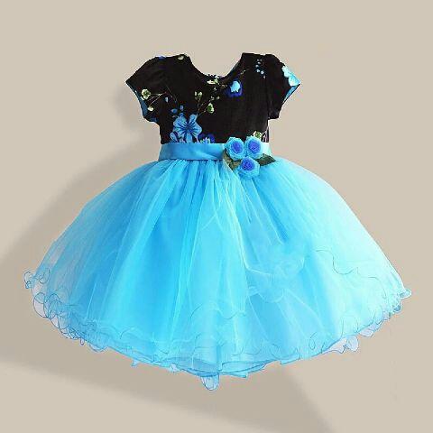 Baju Dress Pendek Anak Model Terbaru Lucu dan Murah