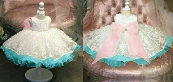 Baju Dress Pesta Anak Perempuan Lucu Murah Model Terbaru