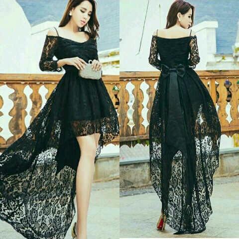 Baju Dress Wanita Dewasa Cantik dan Murah Model Terbaru