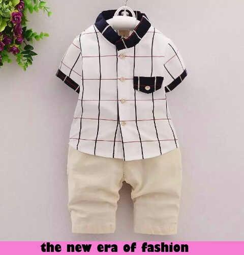 Setelan Baju Anak Laki-laki Keren Murah Model Terbaru