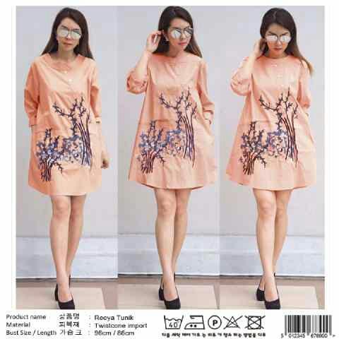 Baju Dress Pendek Cantik dan Murah Unik Model Terbaru