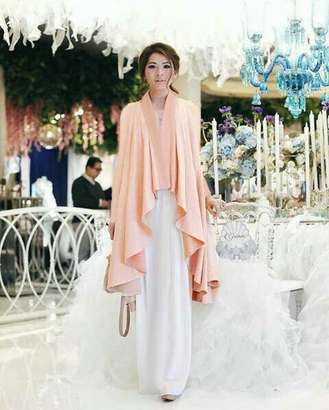 Baju Setelan Rok Panjang Wanita Dewasa Model Terbaru