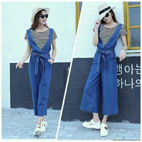 Model Setelan Baju Jumpsuit Cantik Terbaru Modis & Modern