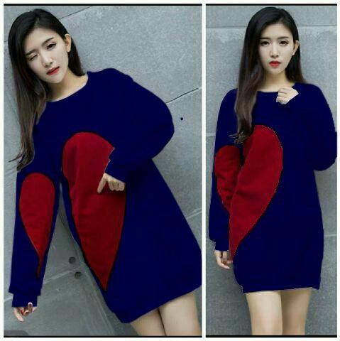 Model Sweater Wanita Terbaru Keren dan Trendy Masa Kini