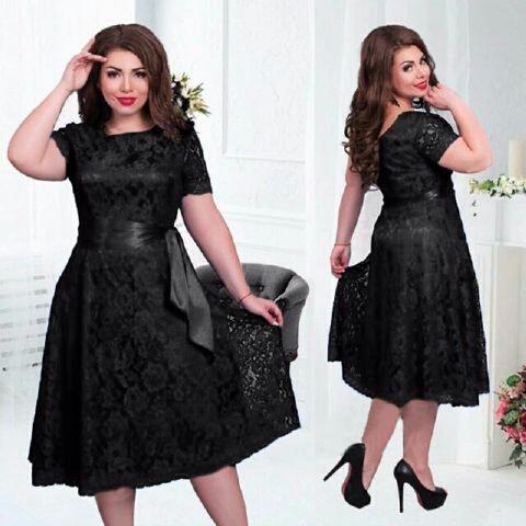 Model Terbaru Baju Dress Brukat Jumbo Cantik dan Murah