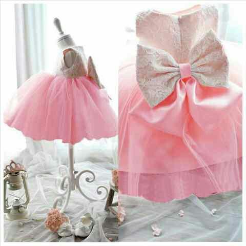 Baju Dress Pesta Anak Perempuan Cantik Lucu Modern dan Murah