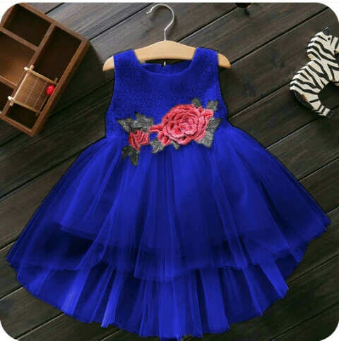 Baju Dress Pesta Anak Perempuan Desain Cantik Lucu Terbaru