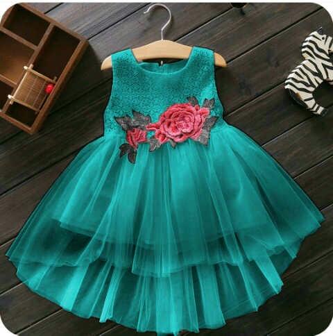 Baju Dress Pesta Anak Perempuan Desain Cantik Lucu Terbaru ...