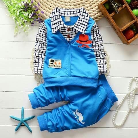 Model Setelan Baju Anak Laki laki Keren Terbaru Jaman Sekarang setelan baju anak laki laki keren terbaru jaman sekarang,Baju Anak Anak Sekarang