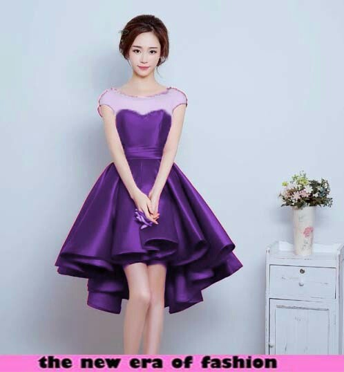 Baju Dress Pesta Pendek Wanita Dewasa Model Terbaru Cantik