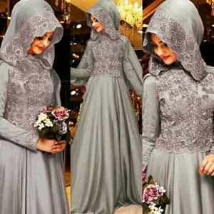 Model Baju Muslim Gamis Terbaru Setelan Hijab Modis Modern Ryn Fashion