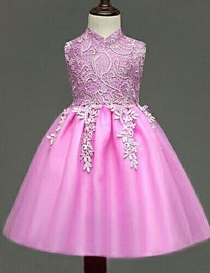 Baju Dress Pesta Anak Perempuan Cantik Lucu Model Terbaru