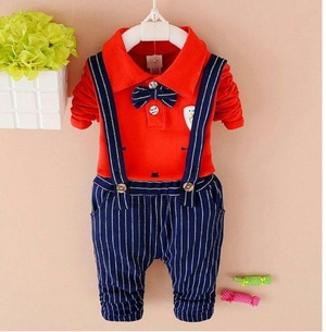 Baju Setelan Jumpsuit Celana Kodok Anak Laki-laki Modern