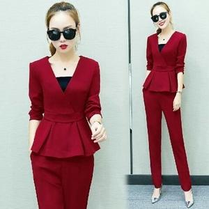 Setelan Baju dan Celana Panjang Casual Wanita Dewasa Model Terbaru