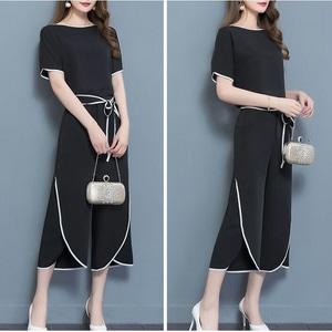Setelan Baju dan Celana Wanita Dewasa Modis Cantik Modern