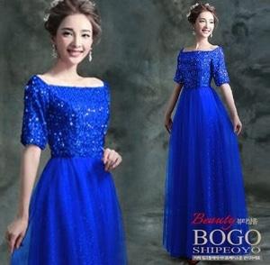 Model Baju Long Dress Maxi Gaun Pesta Panjang Aplikasi Payet Cantik