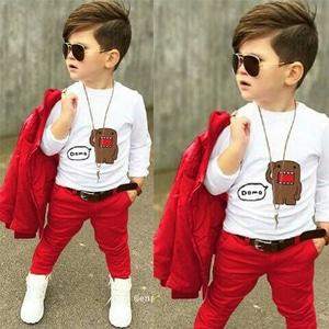 Setelan Baju Jaket dan Celana Panjang Anak Laki-laki Model Terbaru Jaman Sekarang