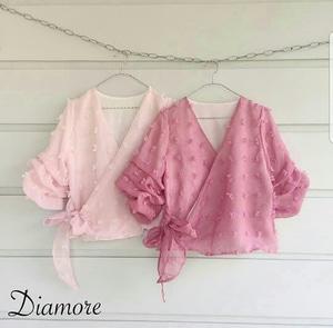 Baju Atasan Wanita Blouse Kimono Bahan Rubiah Linen Modis Model Terbaru Modern