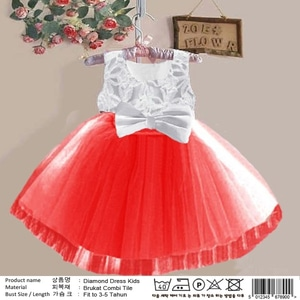 Baju Mini Dress Pendek Pesta Anak Perempuan Model Terbaru