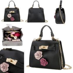 Tas Selempang Sling Bag Bunga Wanita Handbag Modern Model Terbaru