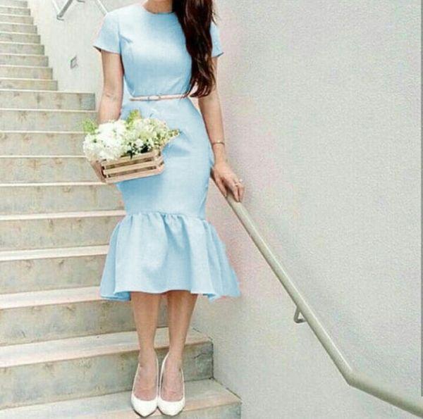 Baju Mini Dress Pendek Pesta Model Terbaru Masa Kini