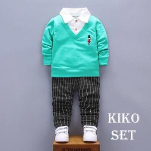 Setelan Baju dan Celana Panjang Anak Laki-laki Jaman Sekarang