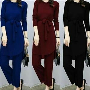 Setelan Baju dan Celana Panjang Wanita Model Terbaru