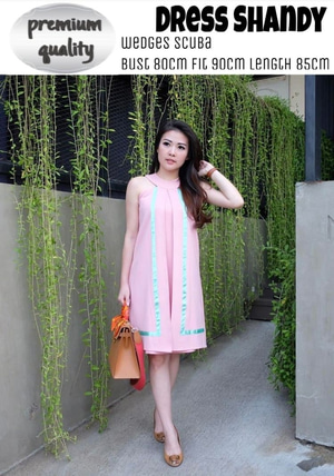 Baju Mini Dress Pendek Pesta Lengan Buntung Modern